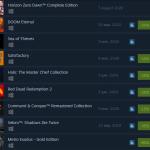 Sony штурмом взяла Steam: ПК-геймеры активно оформляют предзаказы на Horizon: Zero Dawn в магазине Valve