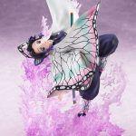 Для фанатов аниме «Клинок, рассекающий демонов»: Открылся предзаказ на фигурку Синобу Котё за 12 тысяч рублей