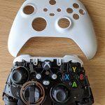 Контроллер без одёжки: Появилось фото белого геймпада Xbox нового поколения со снятым корпусом