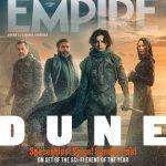 Огромный песчаный червь и исполнители главных ролей «Дюны» на свежих обложках Empire