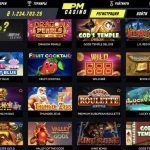 В казино Париматч новый игровой автомат