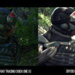 Digital Foundry оценила трассировку лучей на Xbox One X в Crysis Remastered
