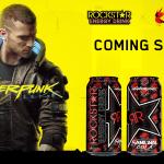 Кола для самураев: Cyberpunk 2077 будут продвигать с помощью энергетиков Rockstar