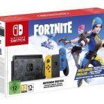 Коллекционеры оценят: Nintendo анонсировала новый лимитированный бандл Switch с популярной игрой Fortnite