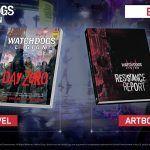 По Watch Dogs: Legion выйдет книга о лоре и роман-приквел