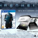 Подарок фанатам: Quantic Dream анонсировала юбилейное коробочное издание Fahrenheit для PlayStation 4