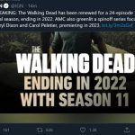 Пора с этим кончать: Стало известно, когда закончится сериал «Ходячие мертвецы» — IGN