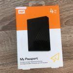 Значительно меньше и легче предшественника: Обзор внешнего жесткого диска WD My Passport от Western Digital