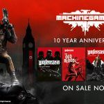 Распродажа на всех платформах: MachineGames празднует 10 лет скидками на шутеры Wolfenstein