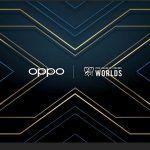 «Стань легендой»: OPPO объявила о партнерстве с Чемпионатом мира по League of Legends