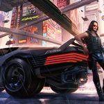 Геймплей Cyberpunk 2077 с PS4 Pro и PS5