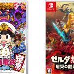 Nintendo Switch вернулась на первое место в японских чартах, а Konami выпустила крупнейший хит со времен Metal Gear Solid V