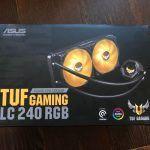 Премиальное водяное охлаждение: Обзор СВО ASUS TUF Gaming LC 240 RGB
