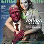 Свежие кадры и подробности сериала Marvel «ВандаВижен»