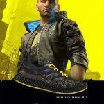 В ногу с киберпанком: Представлена линейка кроссовок в стиле Cyberpunk 2077