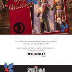 Создатели Spider-Man: Miles Morales поздравили фанатов с праздниками и ушли на перерыв