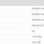 Мобильная видеокарта GeForce RTX 3080 лишь немного отстаёт от настольной — утечка