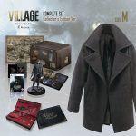 Пальто для прогулок по деревне: Представлено коллекционное издание Resident Evil Village за 135 тысяч рублей