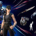 Восстание машин в королевской битве: В Fortnite появилась Сара Коннор и T-800 из «Терминатора»