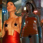 Cyberpunk 2077 получила мод, слегка раздевающий NPC