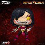 Каноничная Милина: Funko анонсировала новую фигурку в линейке Mortal Kombat