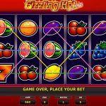 Игровой автомат Sizzling Hot в казино Вулкан
