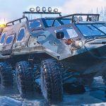 «Death Stranding на колесах»: SnowRunner скоро выйдет на Nintendo Switch