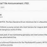 Forspoken — новая ролевая игра от создателей Final Fantasy XV для PS5 базируется на вселенной Agni's Philosophy: FINAL FANTASY?