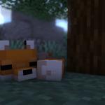 Как приручить лису в Minecraft