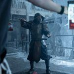 Саб-Зиро, Скорпион и Лю Кан на кадрах со съемок новой экранизации Mortal Kombat