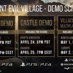 Capcom назвала дату выхода второй демки Resident Evil: Village — с таймером на 60 минут и ранним доступом для консолей Sony