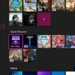 Microsoft тестирует улучшенный функционал Quick Resume для Xbox Series X|S
