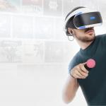 UploadVR: Шлем PSVR2 получит встроенную вибрацию, 4K-дисплей и трекер глаз с фовеальным рендерингом