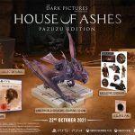 Хоррор House of Ashes от Supermassive обрел дату релиза и сюжетный трейлер — анонсировано издание с фигуркой монстра