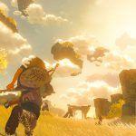 Небеса Хайрула: Первые скриншоты The Legend of Zelda: Breath of the Wild 2