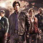 Клэр Редфилд и Шен Мэй на новых кадрах анимационного сериала Resident Evil: Infinite Darkness