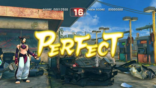 Обзор Super Street Fighter 4