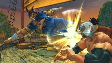 Capcom готовит Super Street Fighter 4