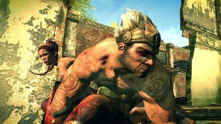 Анонс и первые скриншоты Enslaved
