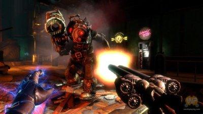 Порция новых скриншотов из Bioshock 2