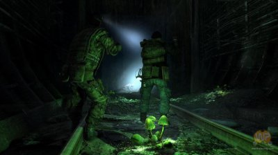 Порция новых скриншотов Metro 2033