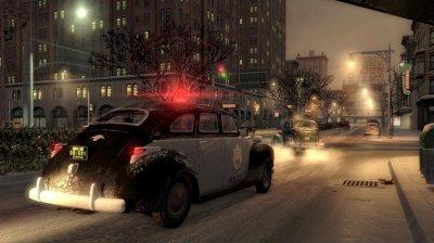 Пять новых скриншотов Mafia 2