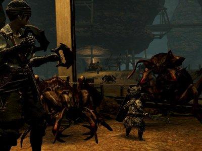 Появились новые скриншоты Final Fantasy 14