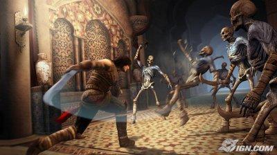Появились скриншоты Prince of Persia: The Forgotten Sands
