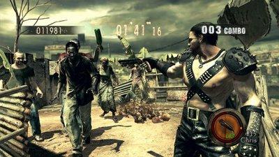 Подборка скриншотов из Resident Evil 5: Alternative Edition
