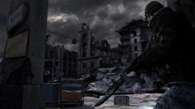 В Metro 2033 балом правит АК-47
