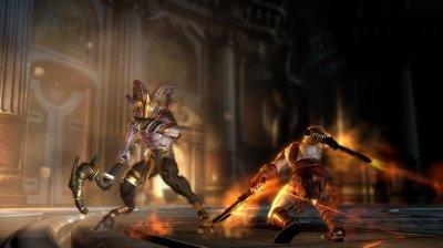 Скриншоты God of War 3 «пропитаны» красотой