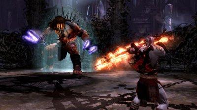 Дата выхода God of War 3 в Европе + новые скриншоты