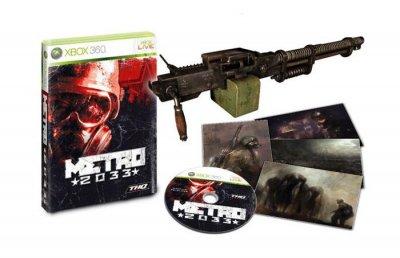 Новое геймплейное видео Metro 2033