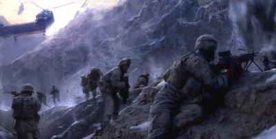 Скриншоты и арты Medal of Honor (2010)